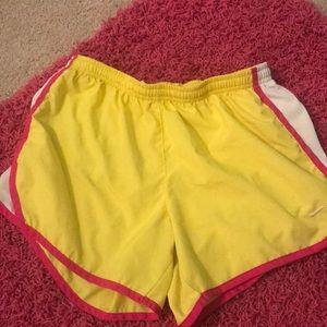 YXL Nike Dri Fit shorts